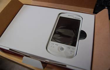 アンドロイド携帯(HT-03A)購入