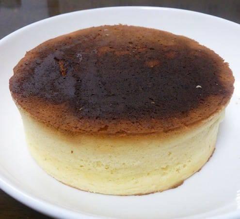焦げたパンケーキ