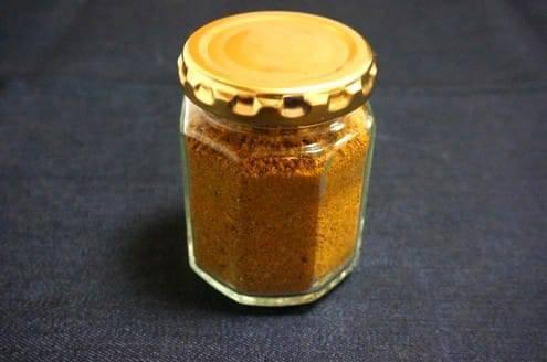 瓶詰めカレー粉