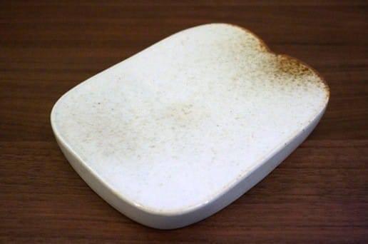 トースト型パン皿