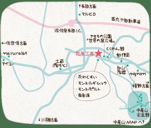 MAP_松原