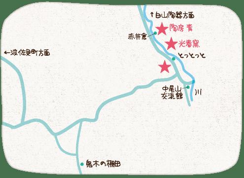 MAP_光春窯