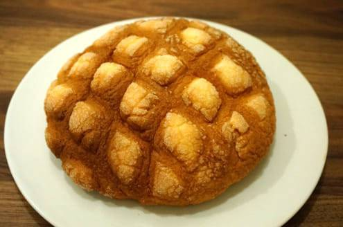 大きなメロンパン