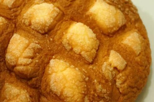 表面のクッキーがうまい