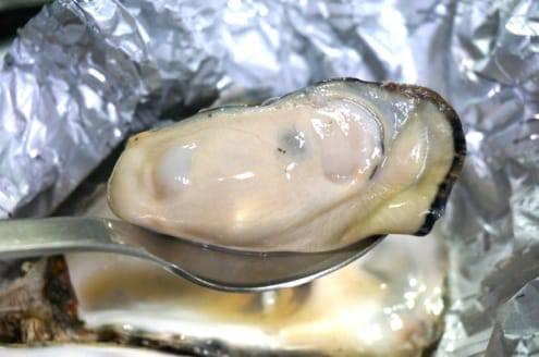 ぷりんぷりんの牡蠣