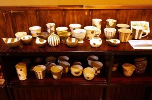かわいい陶器