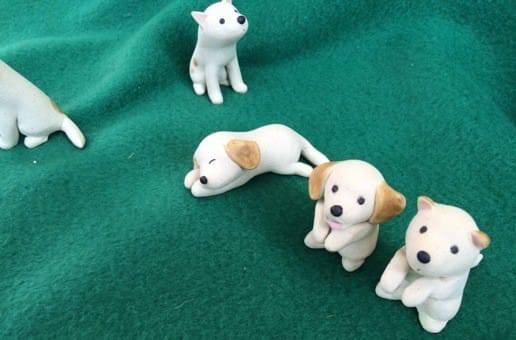 かわいい犬達