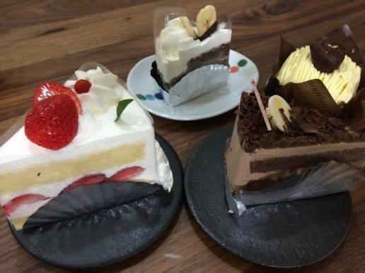 あろーむケーキ