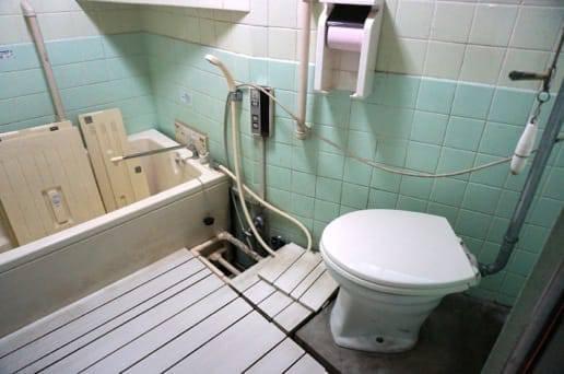 トイレ ビフォー