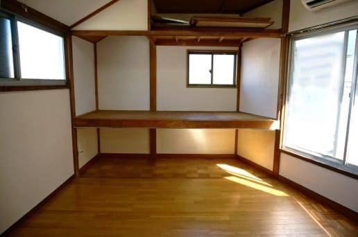 2階寝室 ビフォー