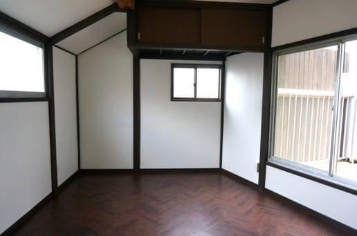 2階寝室 アフター