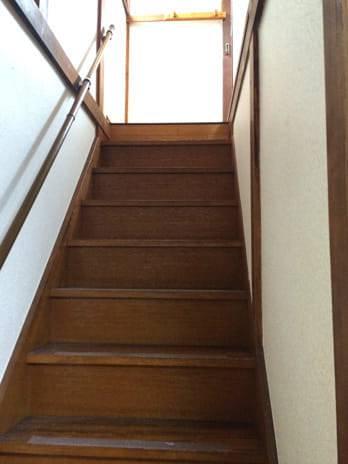 階段 ビフォー