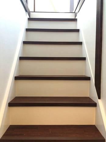 階段 アフター