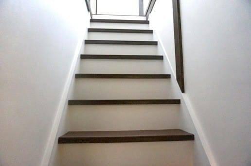 階段も完成