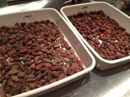 2種類の豆