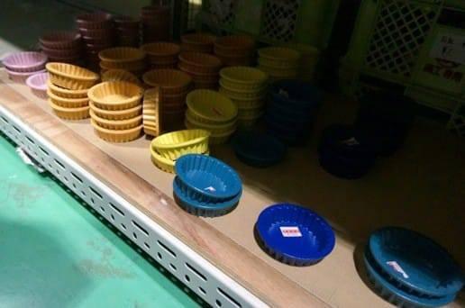 マルヒロ 倉庫の小皿