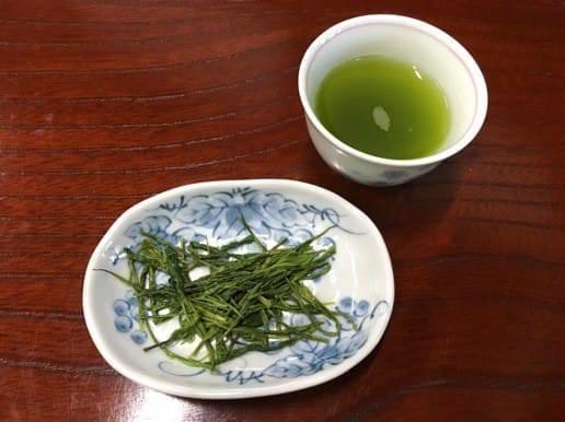 しずく茶とミライ茶