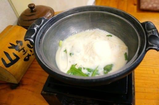 帆山亭の朝の食事3