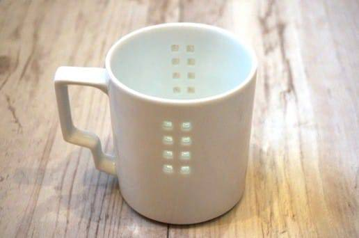 一真窯のマグカップ