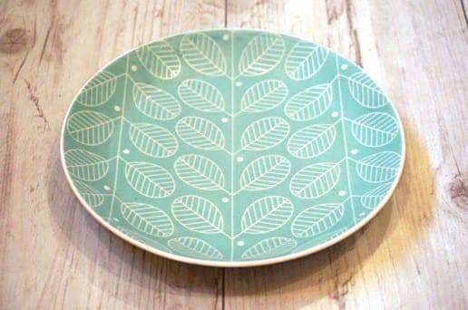 西山 フォレッジビスクの皿