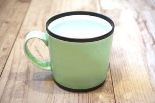 和山窯のワビマグカップ グリーン