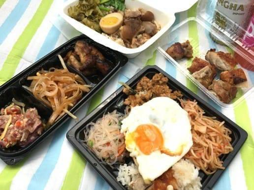 タイ料理でランチ