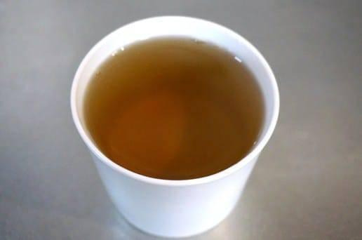 紅茶の完成