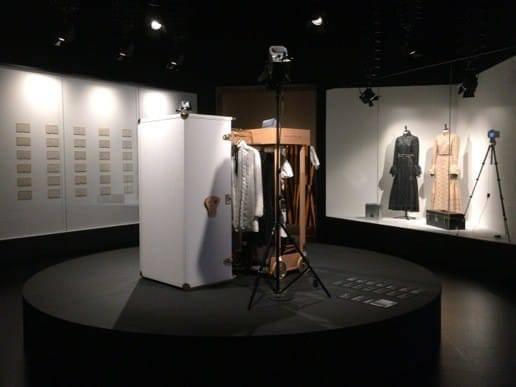 PART8 ファッションとクリエーションの部屋の様子