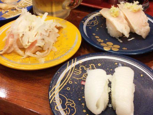 金沢の回転寿司