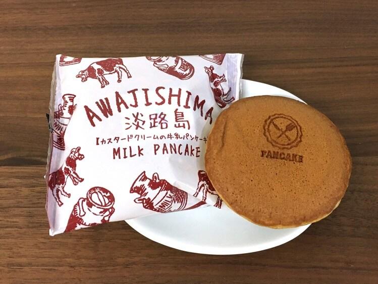 日本橋室町 すもと館のパンケーキ