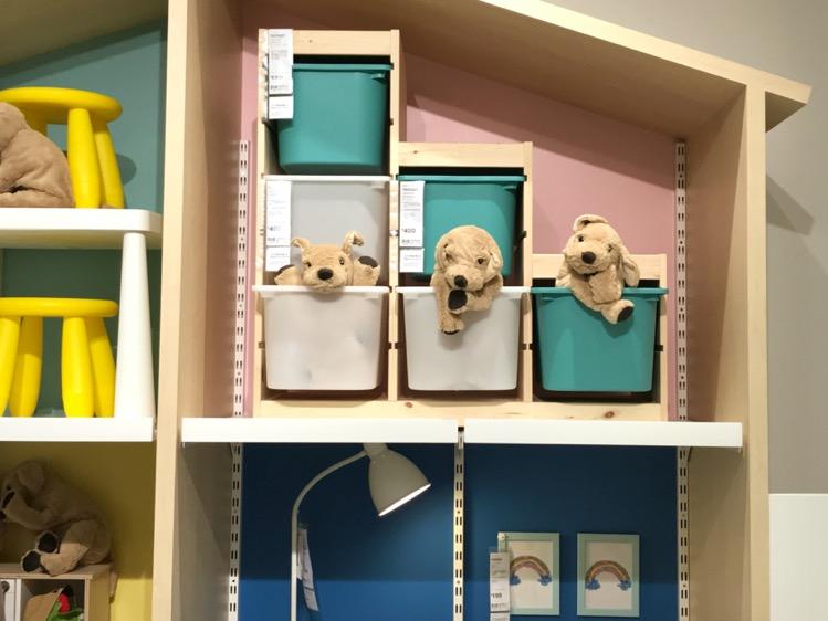 IKEA渋谷6階 子供用家具